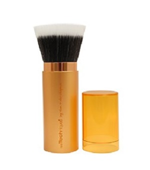 Real Techniques čopič - Retractable Bronzer Brush